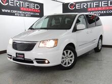 2015_Chrysler_Town & Country_TOURING PKG NAVIGATION 2ND ROW CAPTAIN SEATS REAR CAMERA POWER LEATHER SEAT_ Carrollton TX