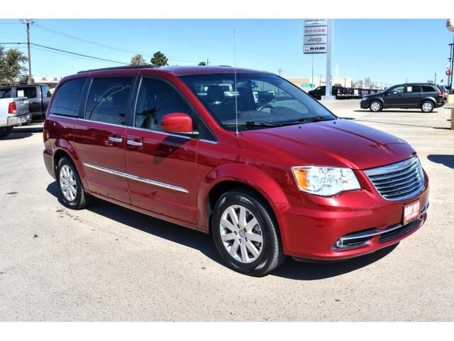 2015 Chrysler Town & Country Touring Andrews TX