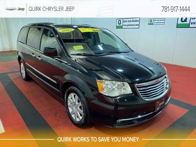 2015 Chrysler Town & Country Touring Braintree MA