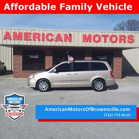 2015 Chrysler Town & Country Touring Brownsville TN