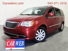 2015_Chrysler_Town & Country_Touring_ Fredricksburg VA