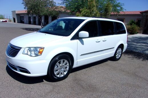 2015 Chrysler Town & Country Touring. Includes mobility scooter and full ramp system. Apache Junction AZ