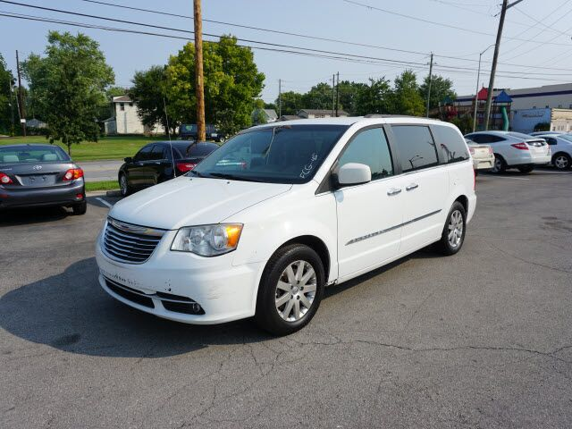 2015 Chrysler Town & Country Touring Indianapolis IN