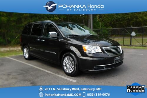 2015_Chrysler_Town & Country_Touring-L ** NAVI & DVD ** ONE OWNER **_ Salisbury MD