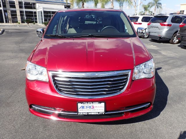 2015 Chrysler Town & Country Touring-L Anaheim CA