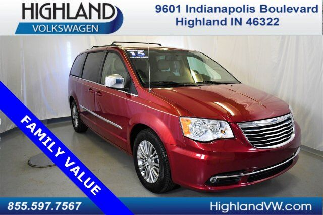 2015 Chrysler Town & Country Touring-L Highland IN