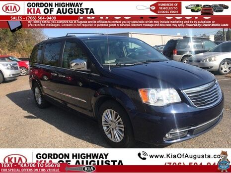 2015_Chrysler_Town & Country_Touring-L_ Aiken SC
