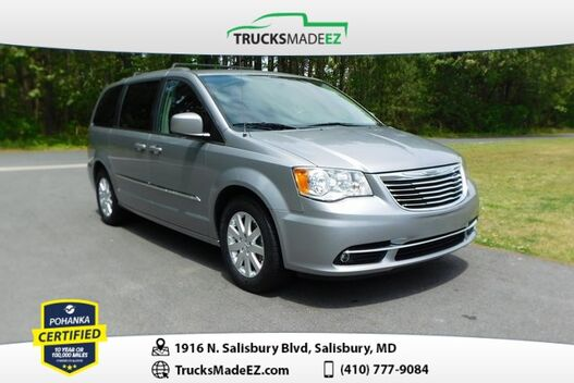 2015_Chrysler_Town & Country_Touring_ Salisbury MD