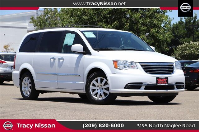 2015 Chrysler Town & Country Touring Tracy CA