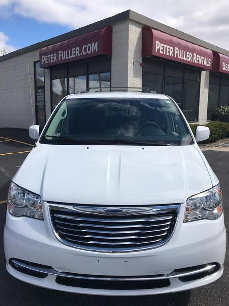 2015 Chrysler Town & Country Touring Waltham MA