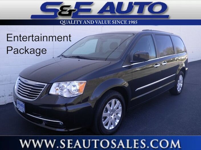 2015 Chrysler Town & Country Touring Weymouth MA