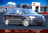 2015 Chrysler Town & Country Touring-l Minivan