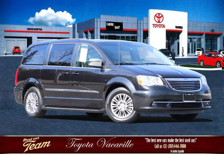 2015 Chrysler Town & Country Touring-l Minivan Vacaville CA