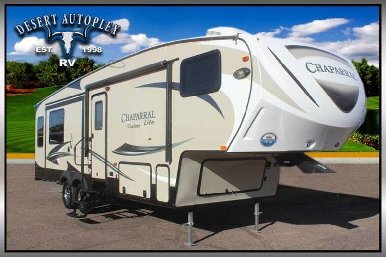 2015 Coachmen Chaparral Lite 29MKS Triple Slide Fifth Wheel RV Mesa AZ