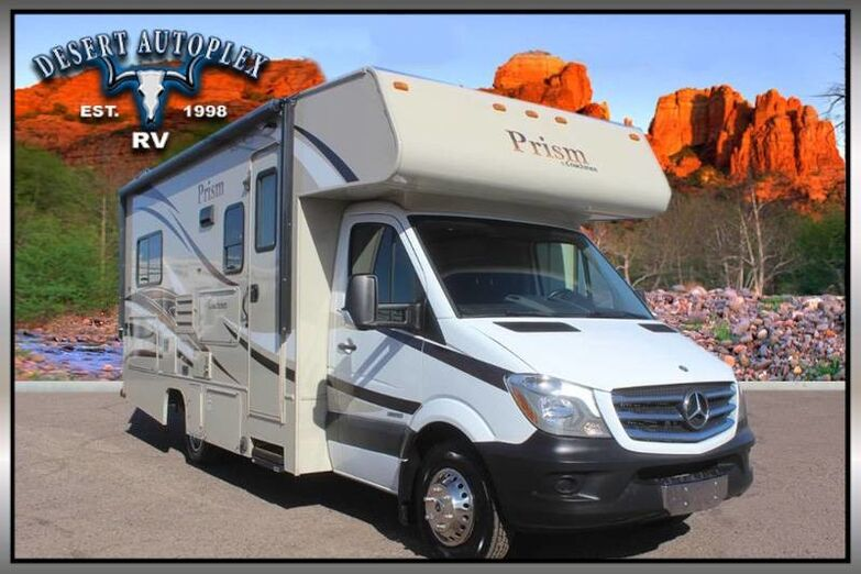 2015 Coachmen Prism 2150 Single Slide Class C Motorhome Mesa AZ