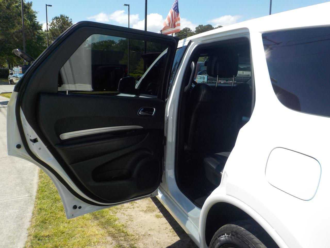 2015 DODGE DURANGO R/T 5.7 HEMI AWD, WARRANTY, 3RD ROW SEATING, NAVIGATION, POWER LIFTGATE, REMOTE START, BLUETOOTH! Virginia Beach VA