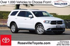 2015_DODGE_Durango_SXT AWD_ Roseville CA