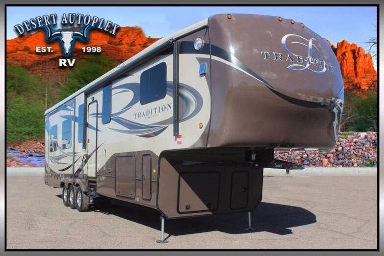 2015 DRV Tradition 390RESS Quad Slide Fifth Wheel RV Mesa AZ