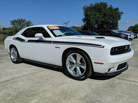 2015_Dodge_Challenger_R/T Plus_ Lakeland FL