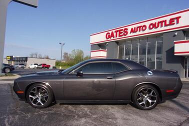 2015_Dodge_Challenger_R/T Plus_ Richmond KY