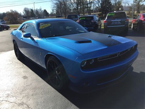 2015_Dodge_Challenger_R/T SCAT PACK_ Evansville IN