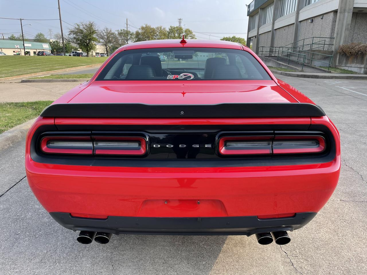 2015 Dodge Challenger R/T Scat Pack  6 SPEED Manuel /  TUNNING Dallas TX
