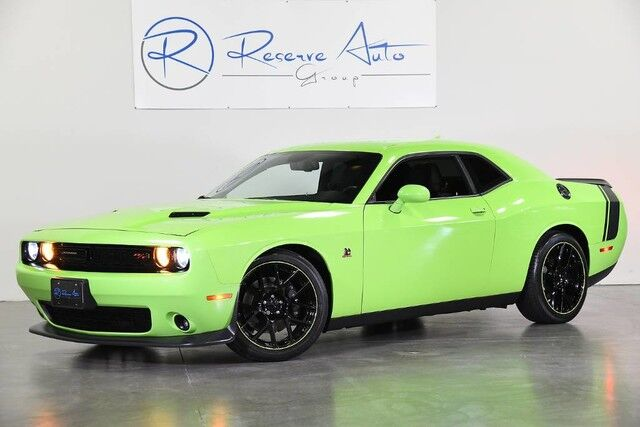 2015 Dodge Challenger R/T Scat Pack Navigation One Owner The Colony TX