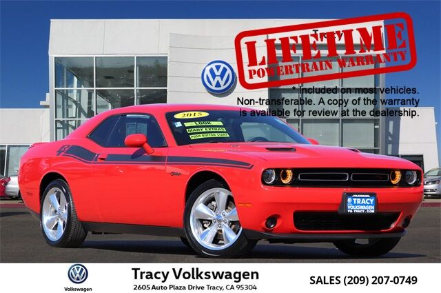 2015 Dodge Challenger R/T Tracy CA