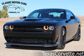 2015_Dodge_Challenger_SRT Hellcat_ Lubbock TX