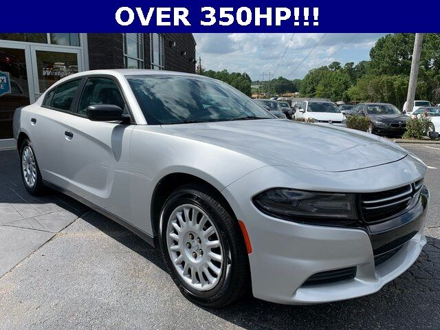 2015 Dodge Charger Police Raleigh NC