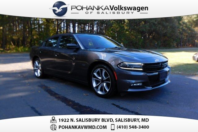 2015 Dodge Charger R/T PLUS ** HEMI ** NAVI ** Salisbury MD