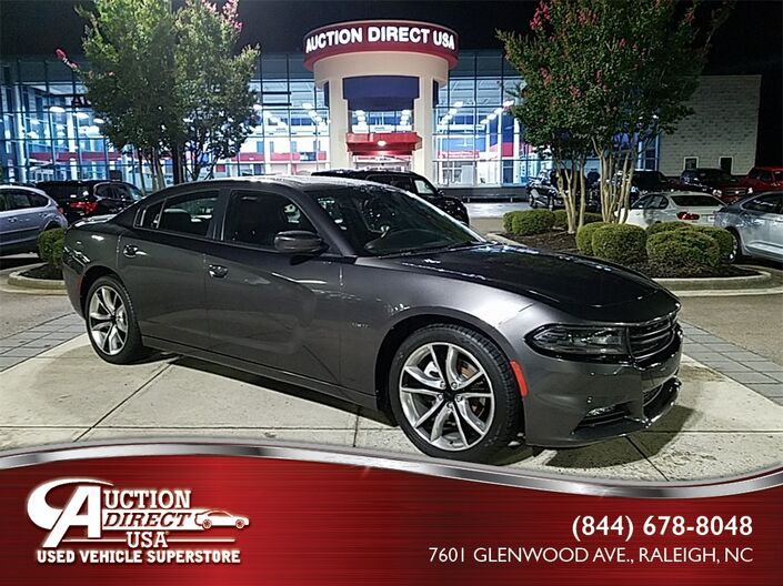 2015 Dodge Charger R/T Raleigh