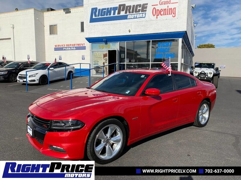 2015 Dodge Charger RT Road & Track Sedan 4D