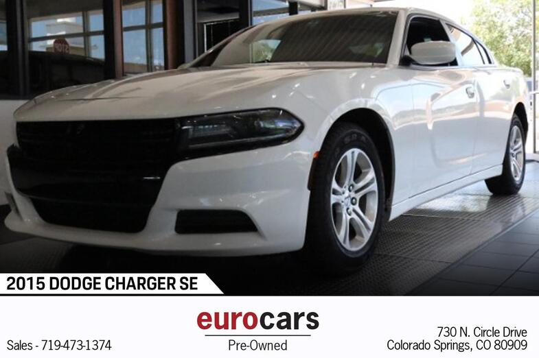 2015 Dodge Charger SE Colorado Springs CO