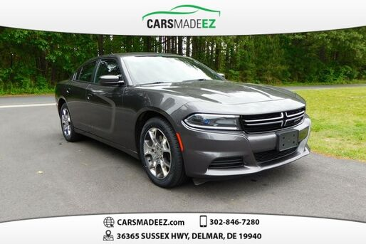 2015_Dodge_Charger_SE_ Salisbury MD