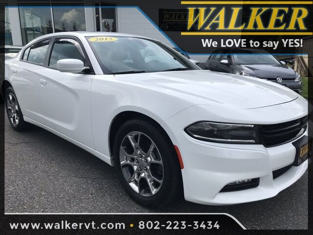 2015 Dodge Charger SXT Barre VT