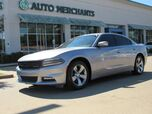 2015 Dodge Charger SXT HTD SEATS, BLUETOOTH, AUX/USB, SAT RADIO, CLOTH SEATS, PUSH BUTTON START, CRUISE