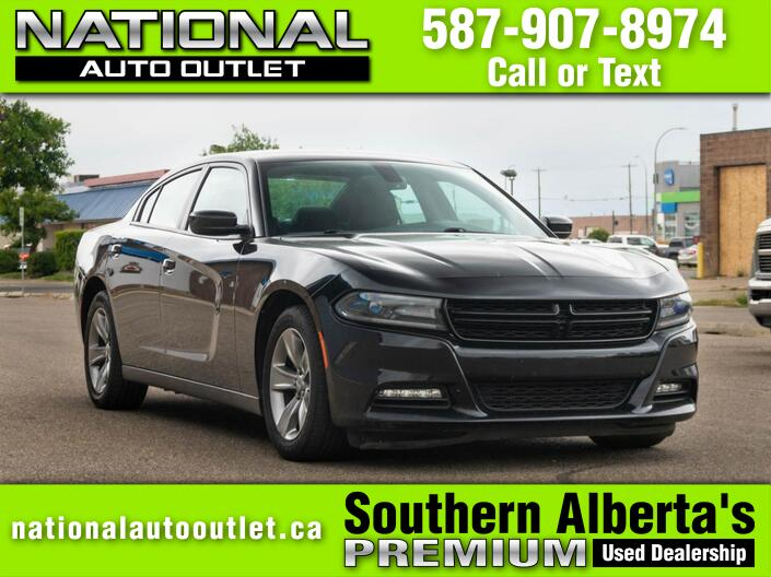 2015 Dodge Charger SXT Lethbridge AB