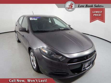 2015_Dodge_DART_SXT_ Salt Lake City UT