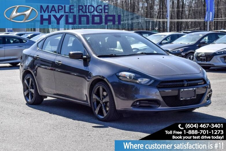 2015 Dodge Dart 4dr Sdn SXT Maple Ridge BC