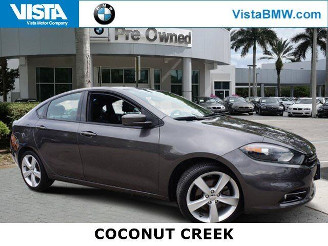 2015 Dodge Dart GT Coconut Creek FL