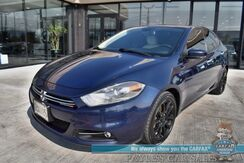 2015_Dodge_Dart_Limited / Auto Start / Power & Heated Leather Seats / Heated Steering Wheel / Alpine Speakers / Sunroof / Navigation / Bluetooth / Back Up Camera / 35 MPG / 1-Owner_ Anchorage AK