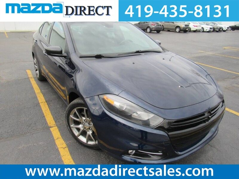 Used 2015 Dodge Dart SXT in Fostoria OH