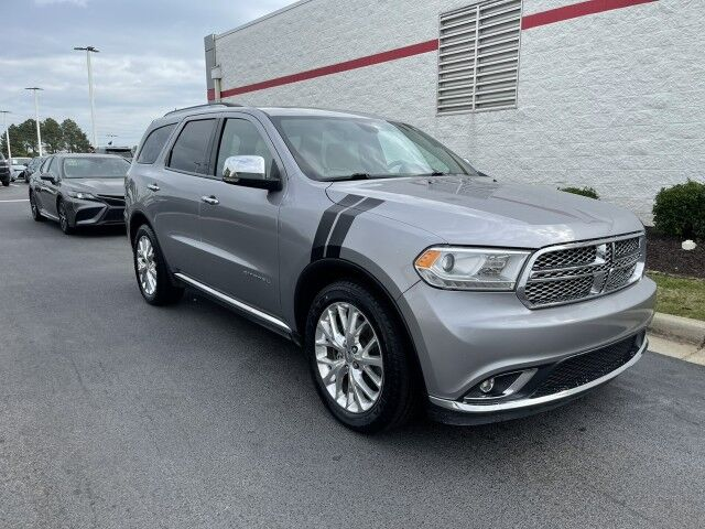 2015 Dodge Durango Citadel Decatur AL