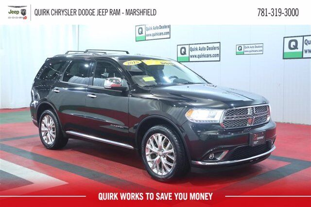 2015 Dodge Durango Citadel Marshfield MA