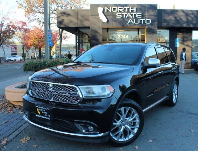 2015_Dodge_Durango_Citadel_ Walnut Creek CA