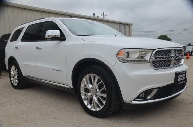 2015 Dodge Durango Citadel Wylie TX