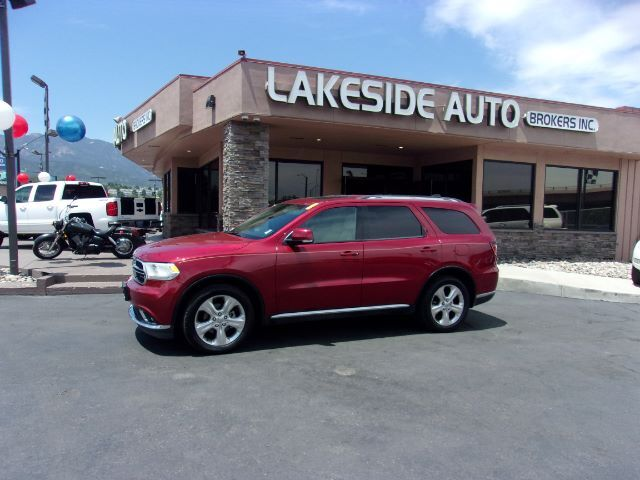 2015 Dodge Durango Limited AWD Colorado Springs CO