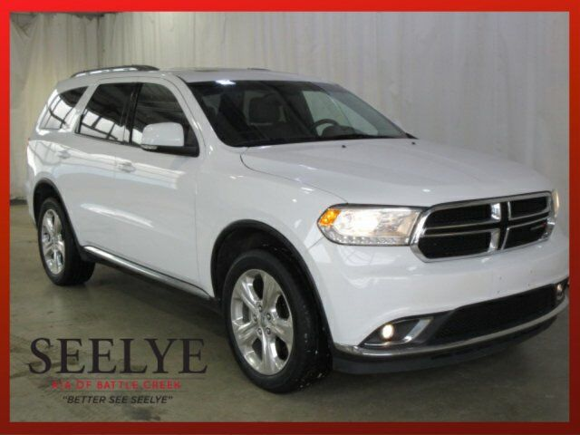 2015 Dodge Durango Limited Battle Creek MI