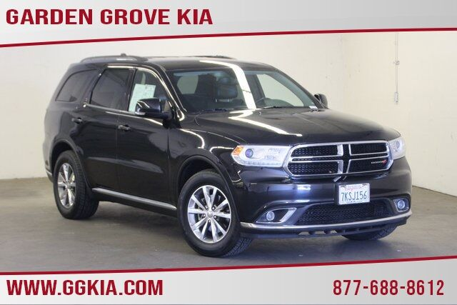 2015 Dodge Durango Limited Garden Grove CA
